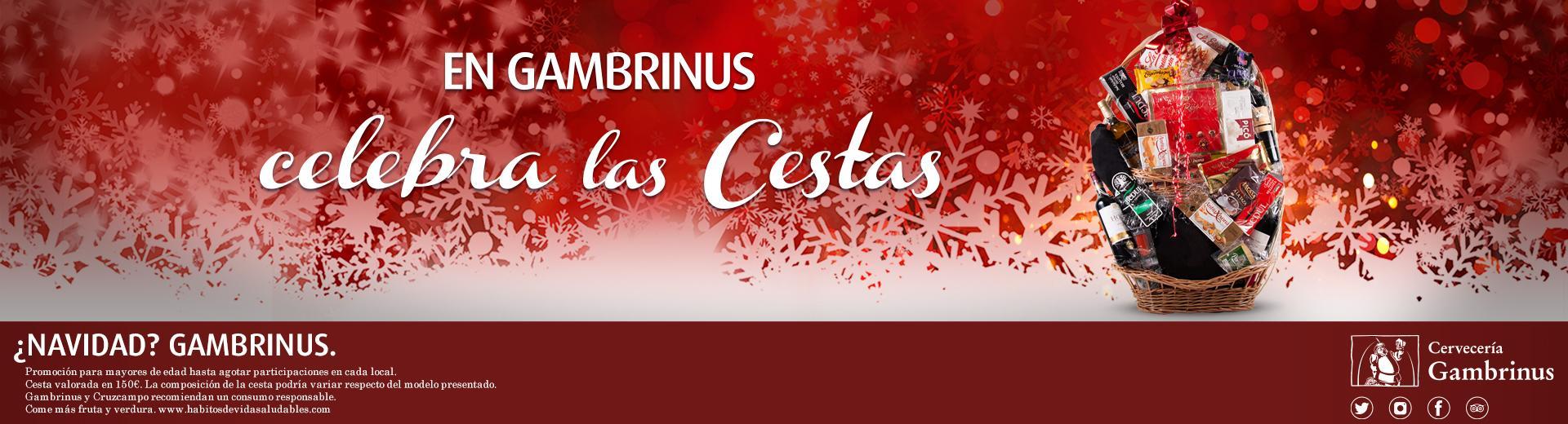 Navidad 2019 Gambrinus